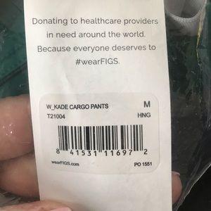 Figs kade cargo pants